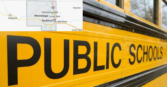 Illinois Winnebago County Public Schools