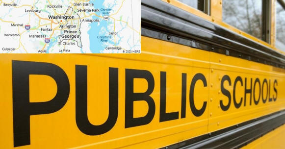 Maryland Prince George's County Public Schools