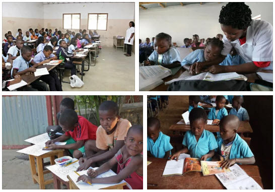 Education in Mozambique