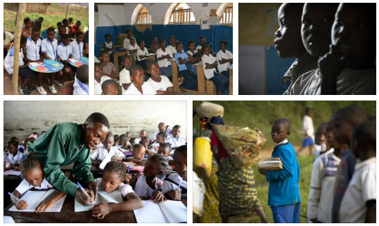Education in Republic of Congo